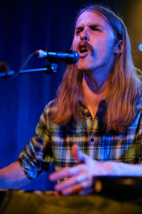 The Sheepdogs Eric Altimis
