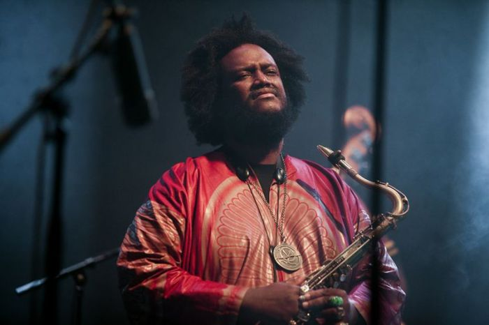 Kamasi Washington © Ferran Martínez